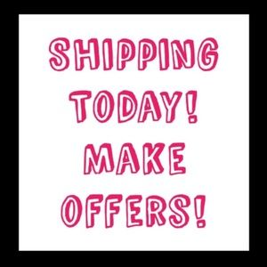 Dresses & Skirts - SHIPPING TODAY!  MAKE AN OFFER!